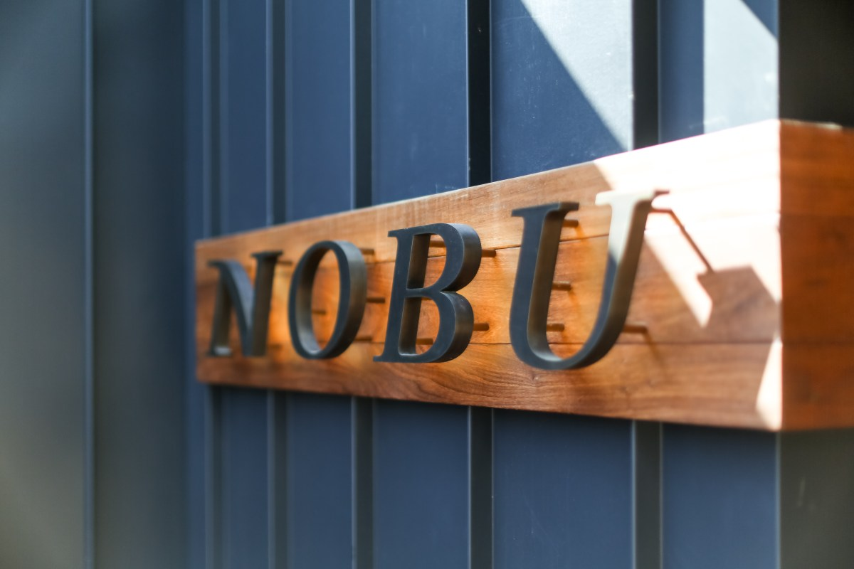 Rumors Debunked: Nobu Isn't Closing (It's 'Thriving')
